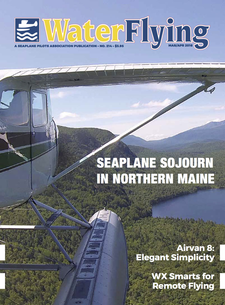 Source for All Things Seaplane